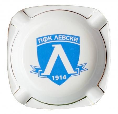 Пепелник LEVSKI Ceramic Crest Ashtray 500161a Гама - 1,90 лв