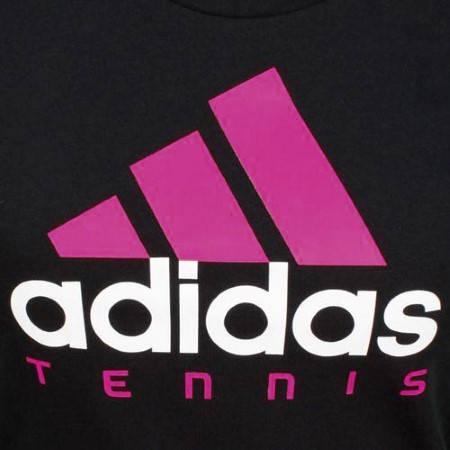 Дамска Тениска ADIDAS Ladies Essential Tennis Logo T-Shirt 200492  изображение 5