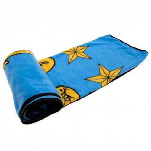 Одеяло MANCHESTER CITY Fleece Blanket BL 500282  изображение 2