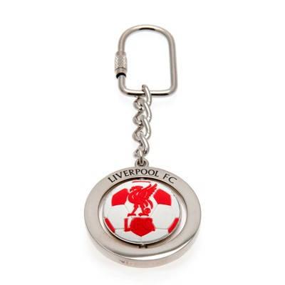 Ключодържател LIVERPOOL Spinner Keyring FB 500877 a35krslv