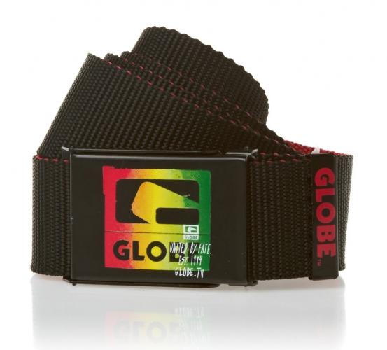 Колан GLOBE Method Web Belt S13 400665 30301500198 - BLACK/RED изображение 2