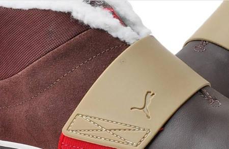 Мъжки Обувки PUMA Sneaker El Ray Mid WTR 100415 35260702 изображение 4
