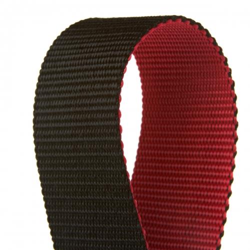 Колан GLOBE Method Web Belt S13 400665 30301500198 - BLACK/RED изображение 4