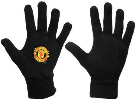 Ръкавици MANCHESTER UNITED Knitted Gloves 500462a 1416