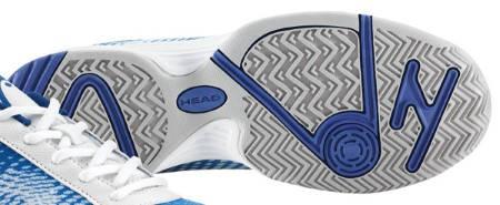 Дамски Тенис Обувки HEAD Sensor Court SS13 200438 274183-WHBL изображение 5
