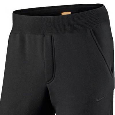 Мъжки Панталон NIKE Squad Slim Fleece Pant 100102 481702-010 изображение 3