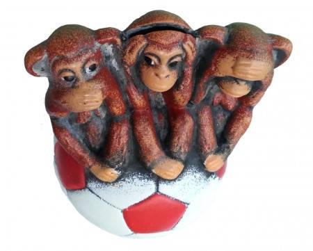 Касичка CSKA Money Bank Monkeys 500824  изображение 4