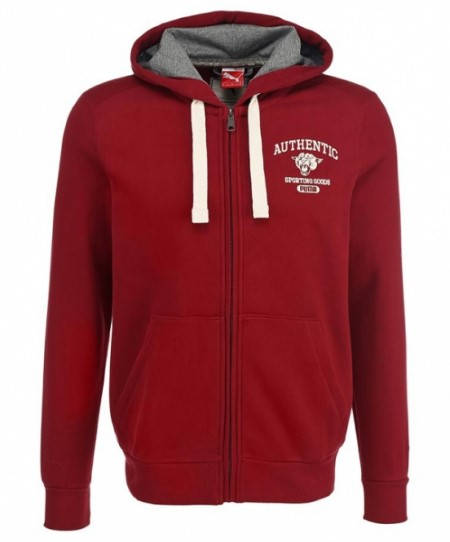 Мъжки Суичър PUMA Fun Ath Full Zip HD 101177b 82999618