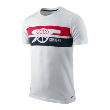 Мъжка Тениска NIKE Arsenal FC Core Tee 100128  480492-100-Ивко