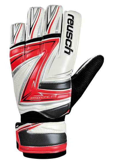 Детски Вратарски Ръкавици REUSCH Magno JNR 400530 MAGNO JUNIOR FIRED RED/WH/3172871-301