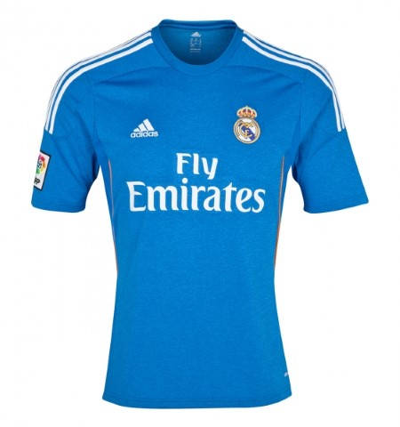 Мъжка Тениска ADIDAS Real Madrid Mens Away Shirt 13/14 100648a