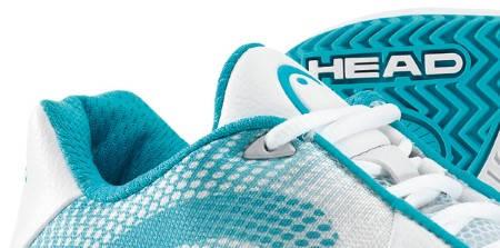 Дамски Тенис Обувки HEAD Instinct II Team 200437 274133_WHTBL изображение 5