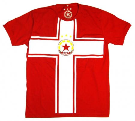 Тениска CSKA Cross T-Shirt 501062