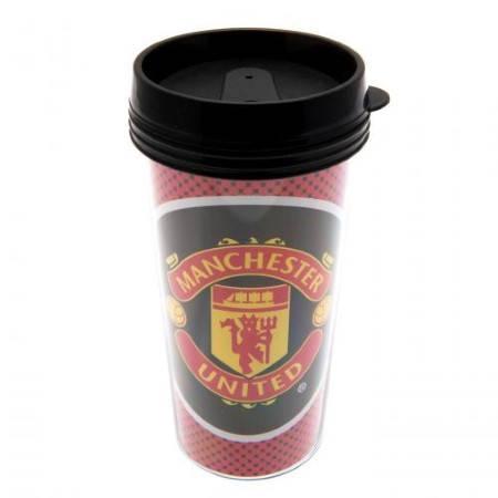 Чаша MANCHESTER UNITED Plastic Travel Mug 501129 10807