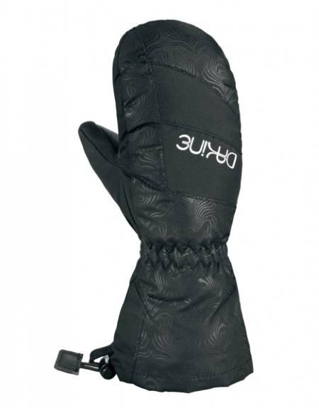 Детски Ски/Сноуборд Ръкавици DAKINE Yukon JR Mitt 400349 30307100002 - BLACK