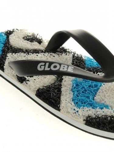 Дамски Джапанки GLOBE Merkin-Matrix S13 200457 30300800086 - BLACK HAWAIIAN WHITE изображение 5