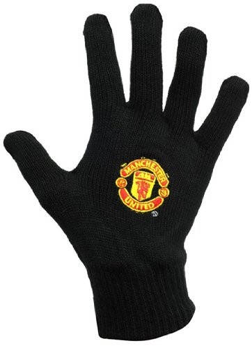 Ръкавици MANCHESTER UNITED Knitted Gloves 500462a 1416 изображение 2