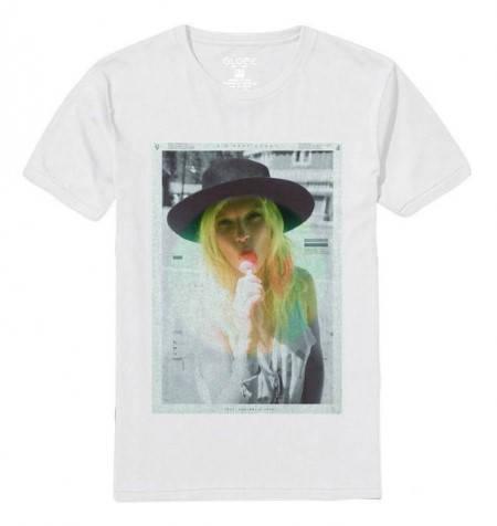 Мъжка Тениска GLOBE Lollipop Tee W13 100772a 30308700686 - WHITE