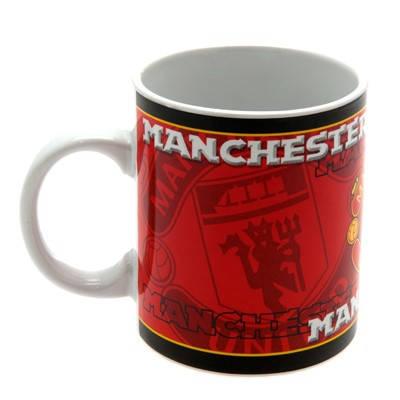 Чаша MANCHESTER UNITED Ceramic Mug 500366  изображение 3