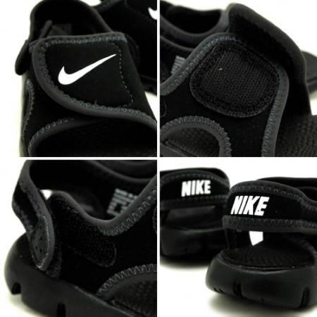 Бебешки Обувки NIKE Sunray Adjust 4 TD 300124 386519-011 изображение 8