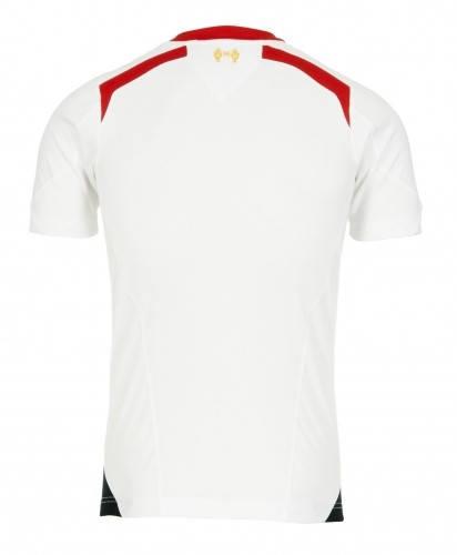 Официална Фланелка Ливърпул LIVERPOOL Mens Away Shirt 13-14 500844a  изображение 2