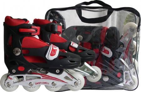 Детски Регулируеми Ролери MAXIMA Adjustable Rollers 300501 200103 изображение 2