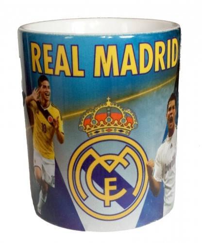 Чаша REAL MADRID Mug Ronaldo and James PKS 501371  изображение 4