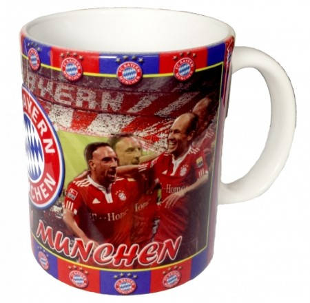 Чаша BAYERN MUNICH Mug PKS 501366  изображение 4