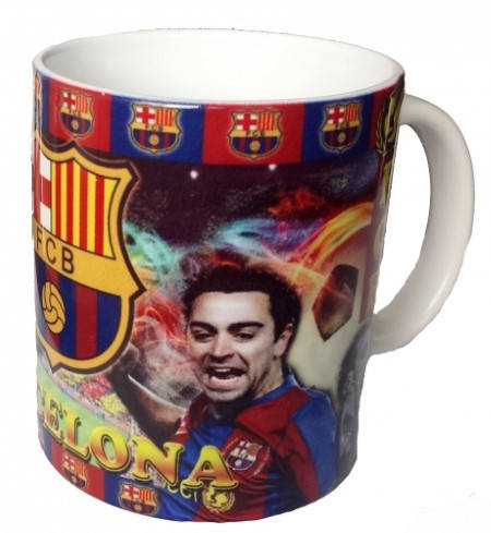 Чаша BARCELONA Messi And Xavi PKS 501363  изображение 4