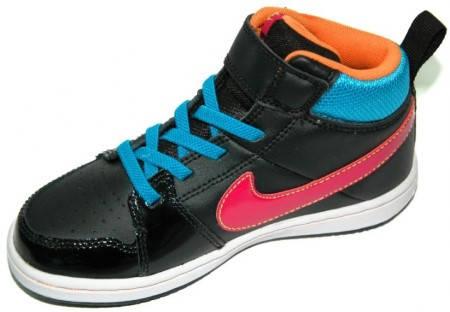 Бебешки Обувки NIKE Backboard 2 MID 300293 525651-003 - Ивко изображение 2