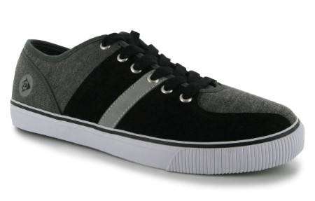 Мъжки Обувки DUNLOP Block Lo Mens Trainers 100537 2233
