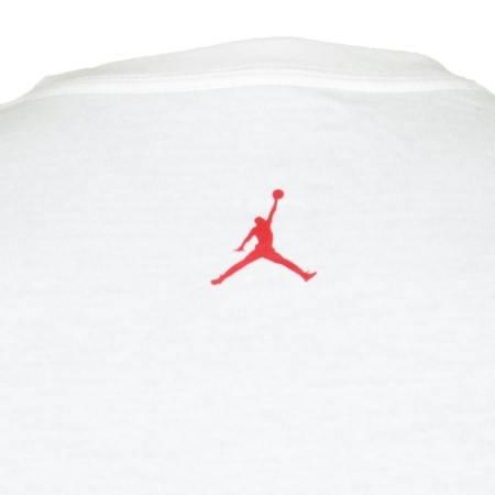 Мъжка Тениска NIKE Air Jordan Bolt Tee 100730 602836-100 изображение 4