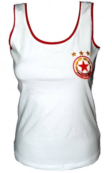 Дамси Потник CSKA Womens Tank Top 501063a
