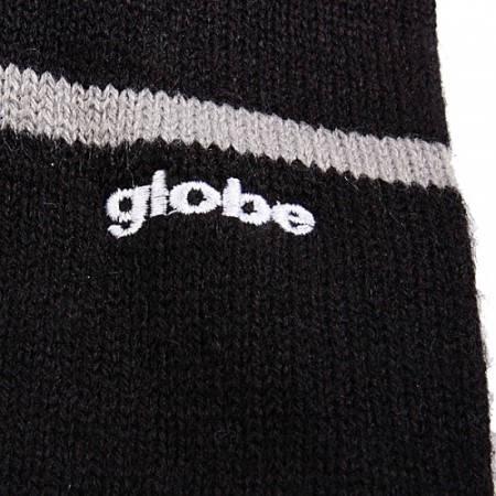 Шал GLOBE Tristripe Scarf W09 400755 30309600001 - BLACK изображение 4