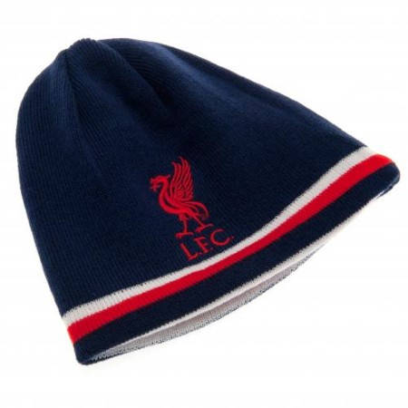 Зимна Шапка LIVERPOOL Reversible Knitted Hat 500522a 9149 изображение 2