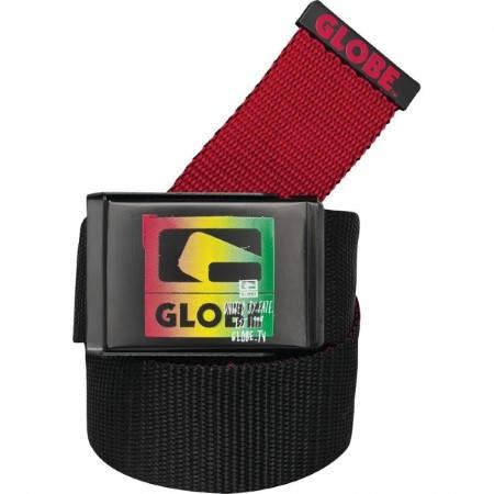 Колан GLOBE Method Web Belt S13 400665 30301500198 - BLACK/RED