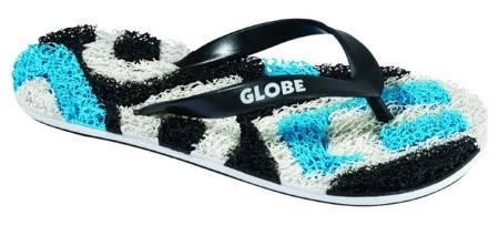 Дамски Джапанки GLOBE Merkin-Matrix S13 200457 30300800086 - BLACK HAWAIIAN WHITE