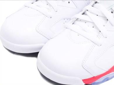 Мъжки Кецове NIKE Air Jordan Retro 6 100860 384664-123 изображение 5