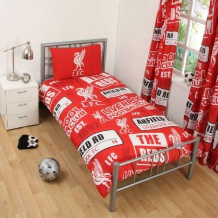 Спално Бельо LIVERPOOL Duvet Set PT 500279d g05duvlvpt-12027