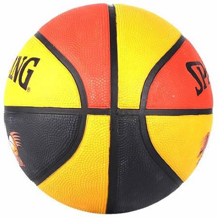 Баскетболна Топка SPALDING 2010 Jam Session Color Rubber Basketball 400960 73-551Z изображение 3