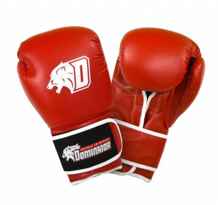 Боксови Ръкавици DOMINATOR Boxing Gloves D Logo 401985a 15454