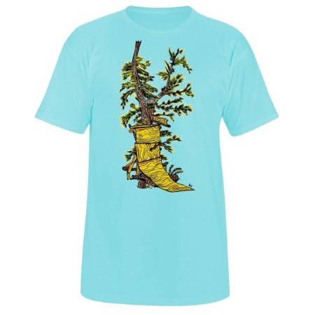 Мъжка Тениска DAKINE Ride Anything SS14 101028 30308700716-AQUA