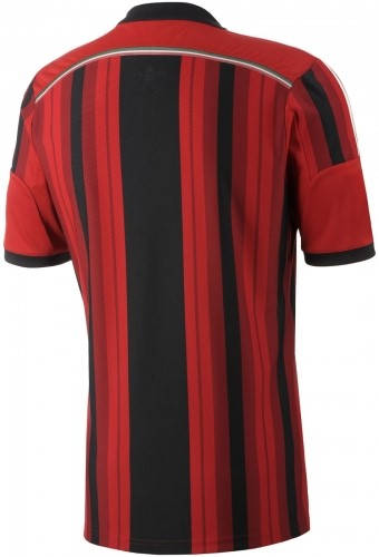 Официалната фланелка Милан MILAN Mens Home Shirt 14-15 501085  изображение 2