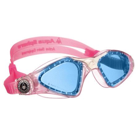 Детски Очила За Плуване AQUA SPHERE Kayenne Junior Blue Lens 402115a 171750
