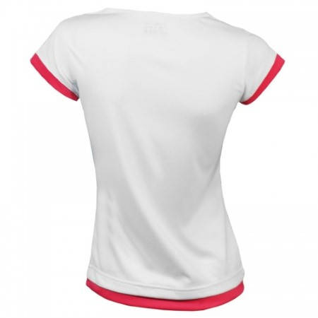 Дамска Тениска HEAD Competition Women T-Shirt 200573 814141-WHDP изображение 5