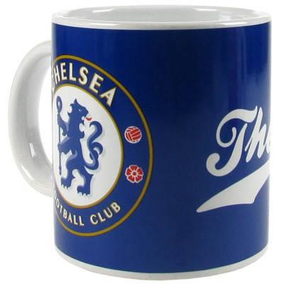 Чаша CHELSEA Ceramic Jumbo Mug The Blues 500353a  изображение 2