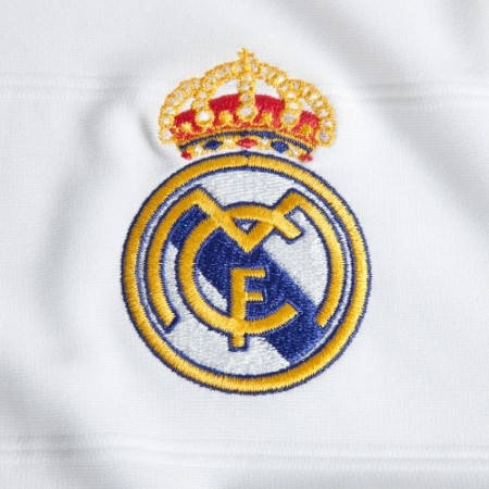 Официална Фланелка Реал Мадрид REAL MADRID Mens Home Shirt 13-14 500847  изображение 4
