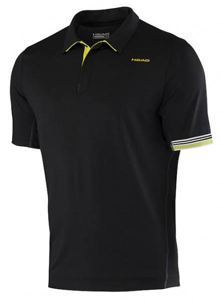 Мъжка Тениска HEAD Performance Polo Shirt Men SS15 101286 811085-BK