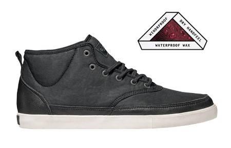 Мъжки Обувки GLOBE Quantum Mid W13 100659 30302400300 - BLACK