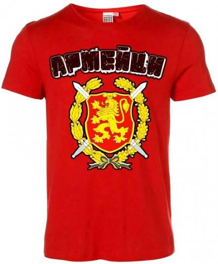 Мъжка Тениска CSKA Reds Shield 501275